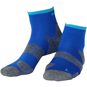 Gococo Technical Cushion Chaussettes, electric blue